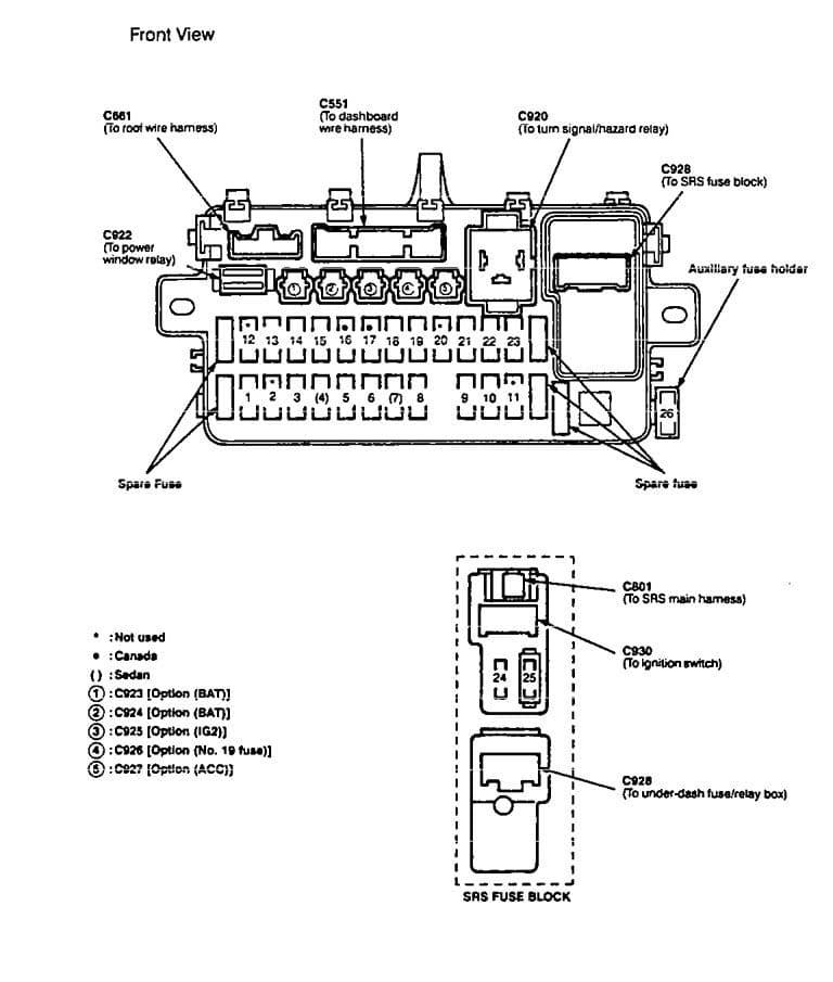 93 Integra Fuse Diagram | Wiring Diagram Word advance | Acura Integra Wiring Schematics |  | HawksFitness