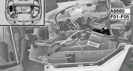 BMW 1 - fuse box diagram -N45 (116i)