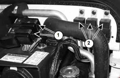 Bobcat 324 - fuse box diagram