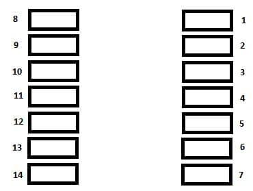 Citoren C1 mk1 - fuse box - under dashboard