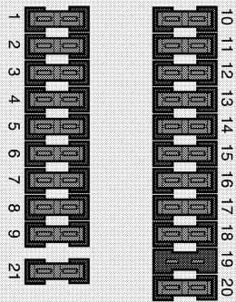Dodge Sprinter - fuse box - fuse assignment (standard equipment)