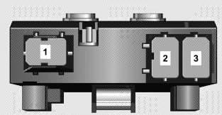 Dodge Sprinter - fuse box - relay assignment (standard equipment)