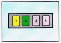 Geo-tracker-fuse-box-main-fuse-block