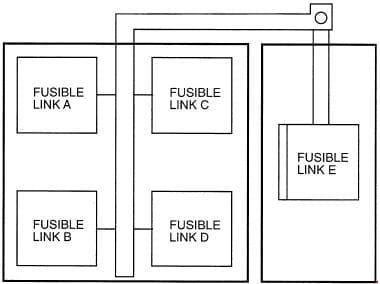 Hyundai H100 - fuse box diagram