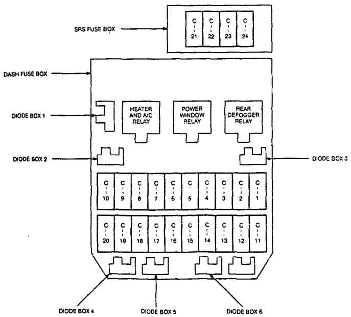 1996 isuzu rodeo fuse box diagram   wiring diagram 179 reaction  avemarisstella.it
