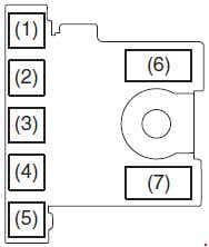 Maruti Suzuki Vitara Berezza - fuse box diagram - engine compartment