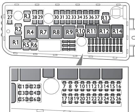 saab 2006 fuse box   blog wiring diagrams sauce  wiring diagram library
