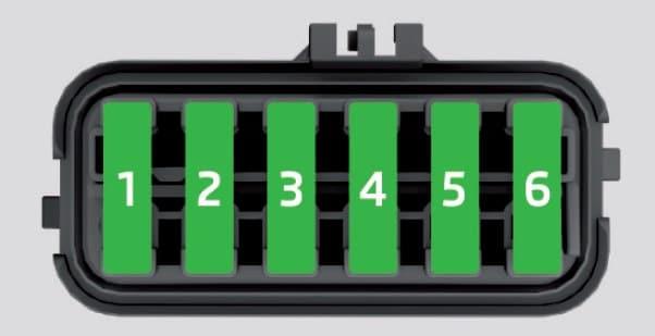 Skoda Citigo - fuse box - engine compartment